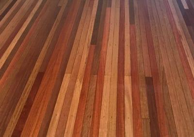 Wood Floor - After